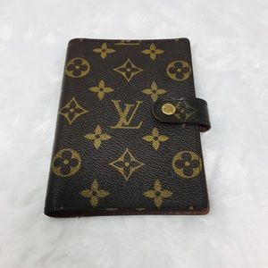 Authentic Preowned Louis Vuitton Agenda Pm